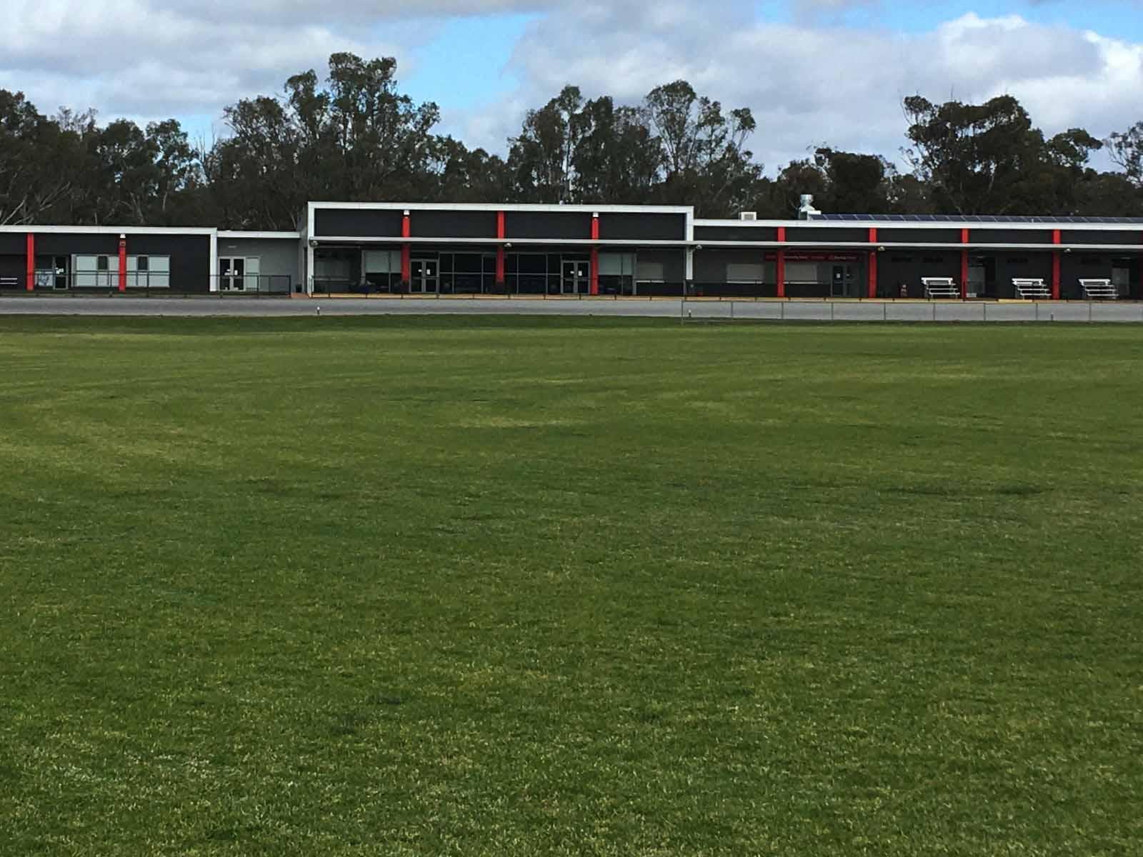 Charlton Park Oval